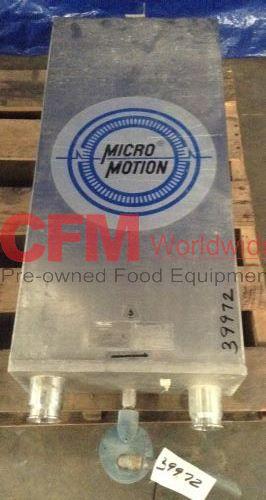 micro motion coriolis flow meter pdf