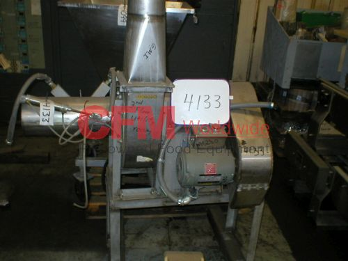 Twin City Fans And Blowers : Twin city size blower