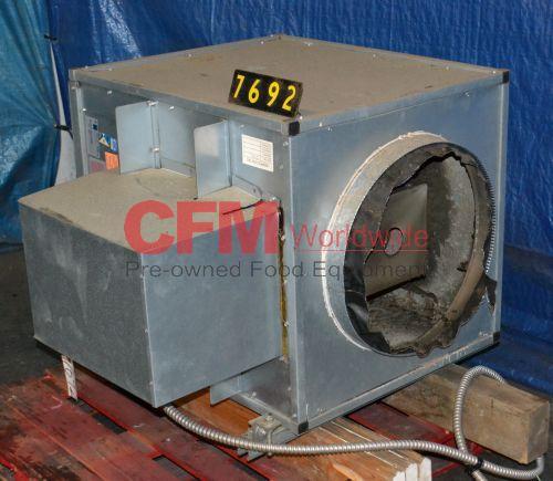Rectangular Duct Fan : Penn ventilation model sx bc centrifugal inline fan