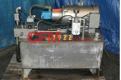 10 HP hydraulic power pack