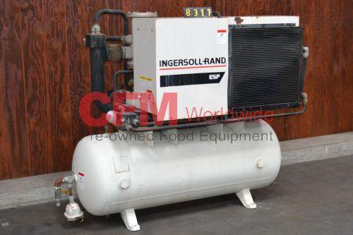 Ingersoll-Rand 25 HP air compressor